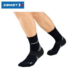 ZaMST ザムスト ソックス HA-1 レギュラー ブラック