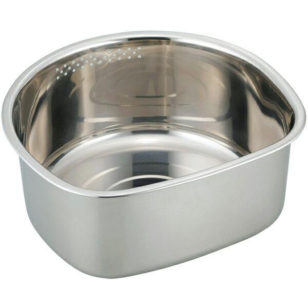 和平フレイズ SUIグート D型洗い桶ゴム足付 小 SUI-6048