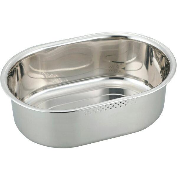 和平フレイズ SUIグート 小判型洗い桶ゴム足付 小 SUI-6050