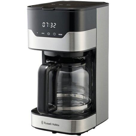Russell Hobbs ラッセルホブス グランドリップ 10カップ 7651JP コーヒーメーカー