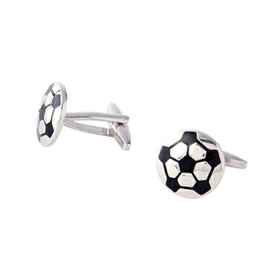 茶谷産業 Fashion Accessory Collection カフスボタン サッカーボール 700-012