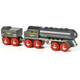 BRIO ブリオ レールウェイ 黒い特急列車 33697