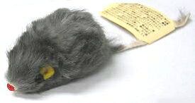 【3000円以上でクーポン利用可】じゃれ猫【仔ネズミ】キャティーマン (猫用おもちゃ)【メール便対応 何個でも送料250円】【4976555842654】ドギーマンハヤシ 猫用品/おもちゃ/ねずみのおもちゃ