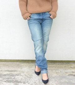 【アウトレット】Levi's VINTAGE CLOTHINGリーバイス ヴィンテージ クロージング1969s 606 ダメージデニム