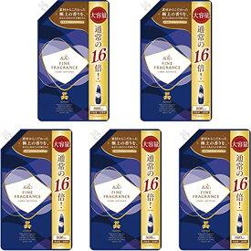 ファーファ 柔軟剤 ファインフレグランス オム 詰替 (800ml) クリスタル ムスク の香り 5個セット