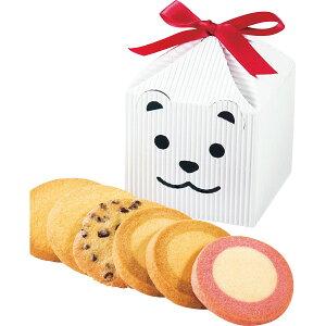 アントステラ カントリーベアテントボックス(白) ギフト お返し バレンタイン ホワイトデー プレゼント クッキー お菓子 くま クマ かわいい ベアー ステラおばさん 焼き菓
