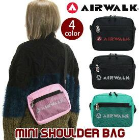 AIRWALK エアウォーク ショルダーバッグ スクエアタイプ ミニシリーズ ミニショルダーバッグ メンズ レディース 男女兼用♪ A1851055