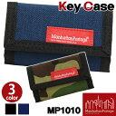 ManhattanPortage マンハッタンポーテージ キーケース KeyCase 正規品 カード入れ おしゃれ お洒落 6連 鍵入れ 鍵 キ…