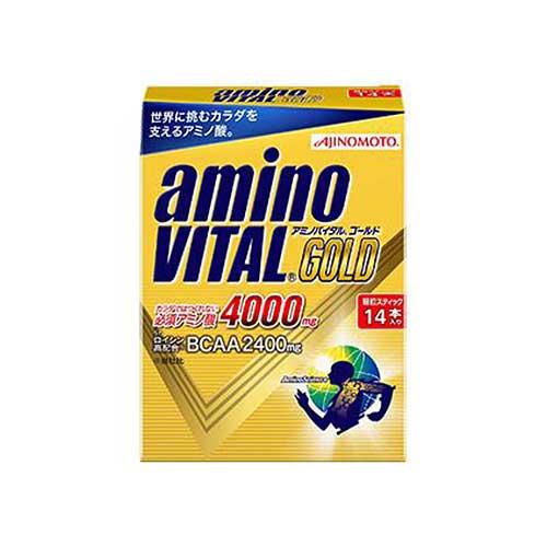 AJINOMOTO 味の素 アミノバイタルGOLD 14本入 16AM4010