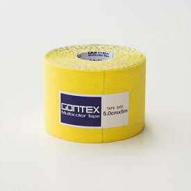 GONTEX ゴンテックス GONTEX マルチカラーテープ (ロール) イエロー 00006