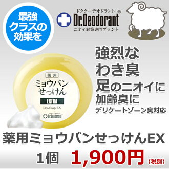 Side wakiga body odor aging odor anti antiperspirant agent feet that smell smell-enabled doctor deodorant medicinal alum delicate nipples EX a piece of SOAP alum SOAP P16Sep1505P23Sep15