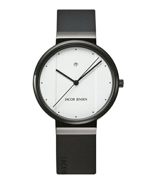 JACOB JENSEN New 直営店限定モデル(752 35mm ホワイト×ブラック)