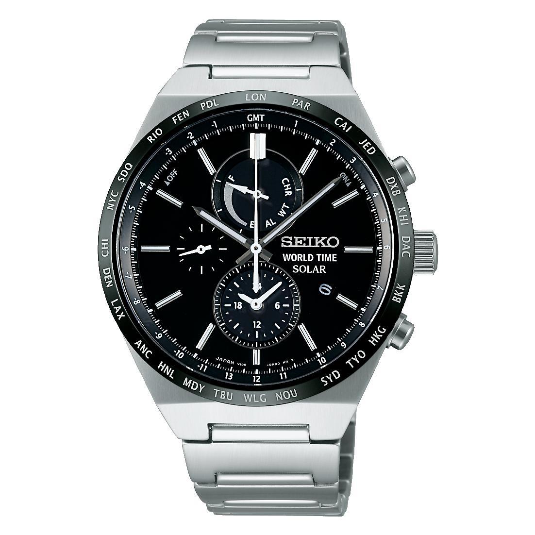 Seiko Selection セイコー セレクションSBPJ025 V195 ソーラー時計 【正規販売店】