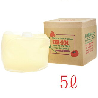 Flora nature plant vitality liquid HB-101 5 liters