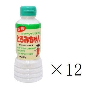 まとめ買い 丸三美田実郎商店 顆粒片栗粉 とろみちゃん 200g×12本