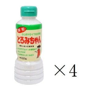 まとめ買い 丸三美田実郎商店 顆粒片栗粉 とろみちゃん 200g×4本