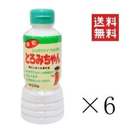 まとめ買い 丸三美田実郎商店 顆粒片栗粉 とろみちゃん 200g×6本
