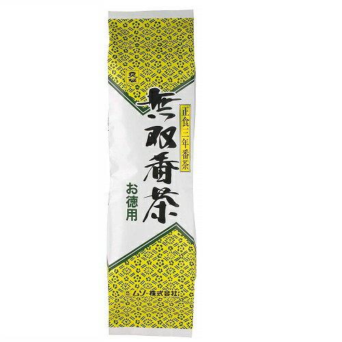 ムソー 無双番茶・徳用 450g