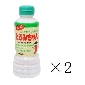 まとめ買い 丸三美田実郎商店 顆粒片栗粉 とろみちゃん 200g×2本
