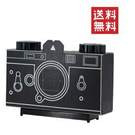 KING キング ピンホールカメラ KPC-135 紙製組み立てキット フィルムカメラ 35mm 三脚取付可 工作