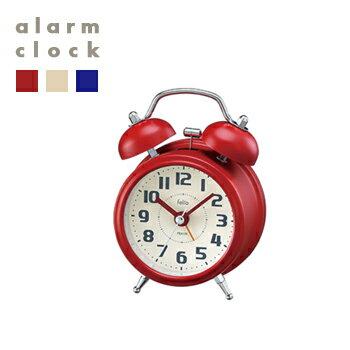 【あす楽 送料無料】目覚まし時計 タルト FEA170【 目覚まし 時計 子供 大音量 おしゃれ 】LF656B02b000