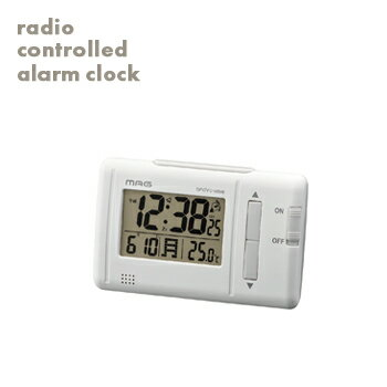 【あす楽 送料無料】電波時計ファルツ T-692 WH-Z【 壁掛け時計 掛け時計 壁掛け おしゃれ 】LF656B02b000