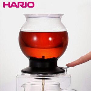 【送料無料】ティードリッパーラルゴ ブラック【 紅茶 お茶 ドリップ 緑茶 ハリオ hario 】LF557B07b000