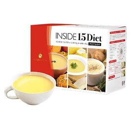 メソシューティカル MC インサイド 15ダイエット ポタージュ (3味×5袋、15袋入り) 置きかえ 低カロリー スープ 満腹感 diet サポート 軽減税率適用 MESOCEUTICAL 正規品 送料無料