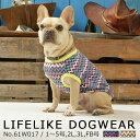 LIFELIKE 犬 猫 服 袖なし タンクトップ 小型犬 中型犬 サイズ 春夏 春 夏用 夏ジャギータンクトップ 1〜5号 2L 3L FB…