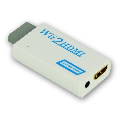 Wii HDMIコンバーター Wiiシグナルを 1080p に変換する