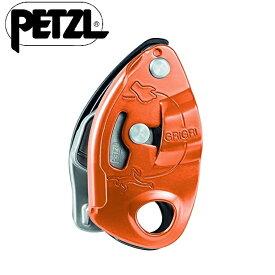 PETZL ペツル Grigri グリグリ D14BA (色:レッド) ディセンダー ディッセンダー [並行輸入品]