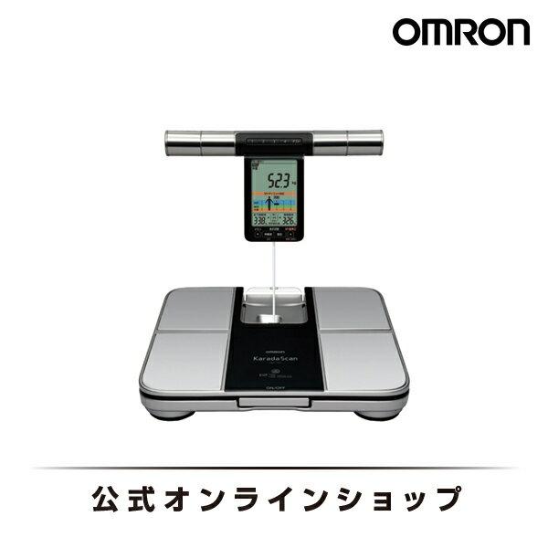 【週末限定 セール価格 】オムロン 公式 体重体組成計 体重計 デジタル 体脂肪率 HBF-701 両手両足測定 送料無料