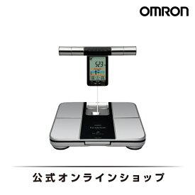 オムロン OMRON 公式 体重体組成計 HBF-701 両手両足測定 体重計 体組成計 おしゃれ 内臓脂肪 基礎代謝 体脂肪率 デジタル 送料無料