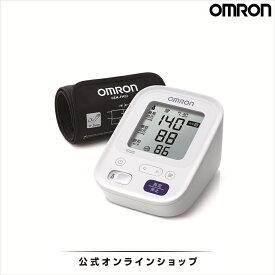 オムロン 公式 上腕式血圧計 HCR-7201 送料無料
