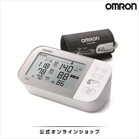 オムロン 公式 上腕式血圧計 HCR-750AT 送料無料