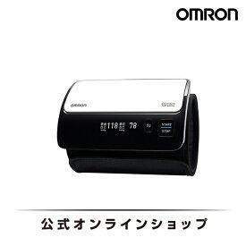 オムロン 公式 血圧計 上腕式 ホワイト HEM-7600T-W チューブレス コンパクトモデル 送料無料 正確