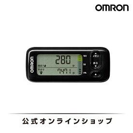 オムロン 公式 活動量計 ブラック HJA-405T-BK 送料無料