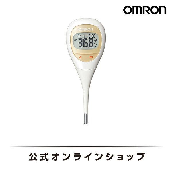 【週末限定 送料無料】オムロン 公式 電子体温計 MC-682 けんおんくん