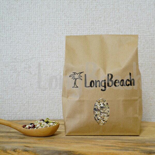 ロングビーチ 国産21種類 雑穀ブレンド スリム21 900g/ダイエット/もちむぎ/もち麦/もち麦ごはん/雑穀米/アマランサス/