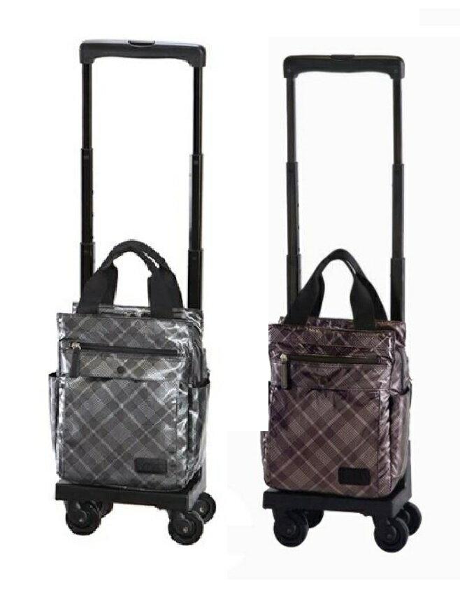 【送料無料(一部地域除く)!!】SWANY[スワニー] D-233 タルタン TS15(キャリーバッグ・ウォーキングバッグ・買い物バッグ・カート・支えるバッグ・バッグ・買い物・日常・旅行)