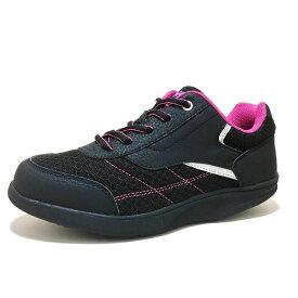 *【送料無料(一部地域除く)!!】ロシオゴールド・MS ブラック/ピンク(靴/くつ・健康・軽い・軽量・腰痛改善)
