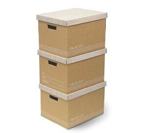 *【送料無料(一部地域除く)!!】森井紙器工業 おままごとシリーズ収納ボックス(3個組) (収納・収納BOX・おもちゃ入れ・衣類・本・雑誌ダンボールグッズ・おままごと)