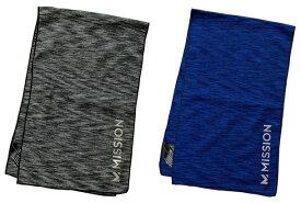 【送料無料(一部地域除く)!!】MISSION[ミッション] Premium Cooling Towel[プレミアムクーリングタオル] (冷感タオル・ネッククーラー・冷却・マスク代わり・冷感・熱中症対策・猛暑・アウトドア・熱帯夜・運動・野外・夏フェス・備え)