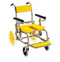 お風呂用車いす 介護 施設 左右肘掛上下スライド式 入浴・シャワー用 車いす KS2 カワムラサイクル