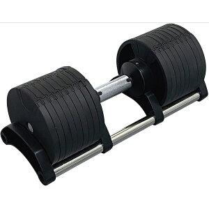 フレックスベル (NUO 正規代理店) アジャスタダンベル 可変式ダンベル バーベルセット 可変式ダンベル 筋トレ(新フレックスベル32kg)