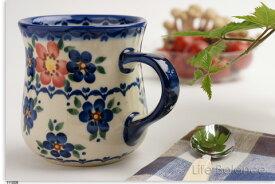 ポーリッシュポタリー ポーランド陶器・食器 VENA社 ヴェナ マグカップ (V053-U072)