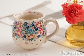 ポーリッシュポタリー ポーランド陶器・ポーランド食器 VENA社 ヴェナマグカップ 小 (V337-U422)