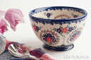 ポーリッシュポタリー ポーランド陶器・食器 VENA社 ヴェナカフェオレボウル (V425-A063)