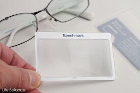 Benchmark ベンチマーク ポケットレンズ BML01