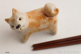 箸置き ソラマメ商会 豆屋 はしおき 日本の犬 秋田犬 KR-005